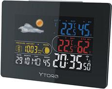 Station météo TPW599C avec écran en couleur