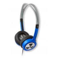 L-A ifrogz EP Toxix blue