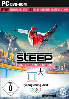 Steep - Winter Games Edition [DVD] [PC] (D/F/I)