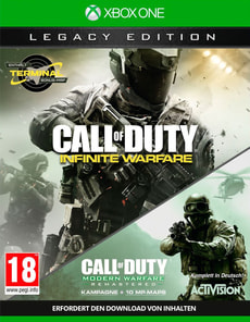 Xbox One - Call of Duty: Infinite Warfare - Legacy Editinkl. Terminal