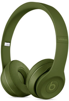 Beats Solo3 Wireless  - Neighborhood Collection - Olivgrün