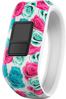 Vivofit jr. Bracelet XL - Flower