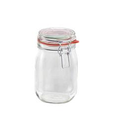 Bocal avec fermeture a etrier 1140 ml