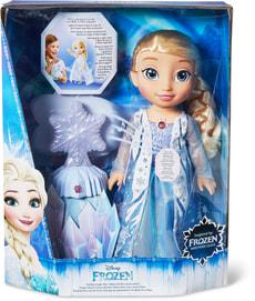 Disney Frozen Elsa mit magischer Schneeflocke