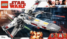 W18 LEGO STAR WARS 75218 X-WING STARFIGH