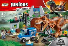 Lego Juniors Ausbruch des T. rex 10758