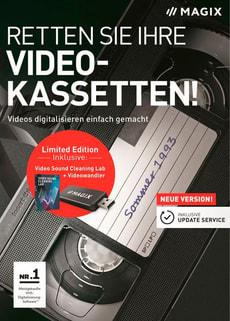 PC - Retten Sie Ihre Videokassetten! Limited Edition (D)