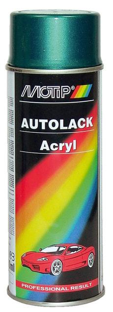 Acryl-Autolack 52710 grün metallic