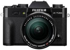 X-T20 + XF 18-55 mm F2.8-4.0 R LM OIS schwarz