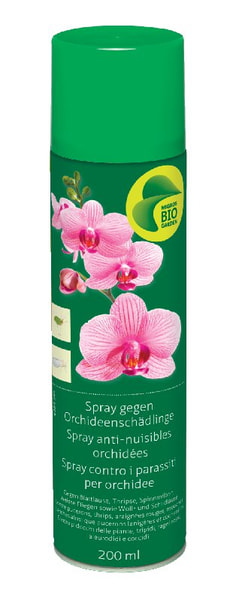 Spray gegen Orchideenschädlinge, 200 ml