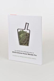 Ricettario Extreme Power Blender Pro Francese