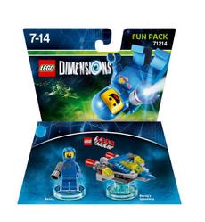 """LEGO Dimensions Fun Pack LEGO Movie """"Benny"""""""