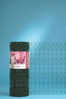 Zaun Luxanet grün