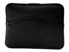 17.3 Comfort Black Notebook-Cover