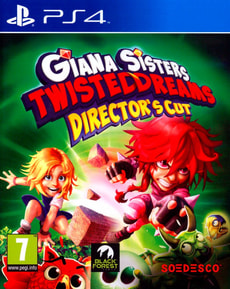 PS4 - Giana Sisters : Twisted Dreams - Director's Cut