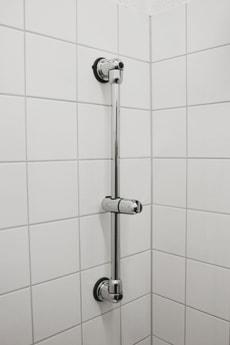 Duschgleitstange mit Saugnäpfen