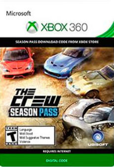 Xbox 360 - The Crew Season Pass