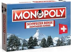 Monopoly Schweizer Berge