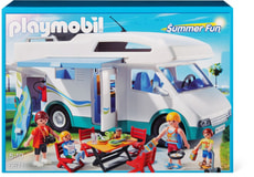 Summer Fun Familien-Wohnmobil 6671