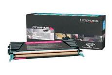 LEXMARK   Toner-Modul HY, magenta