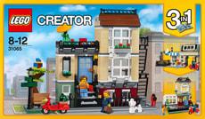 LEGO Creator Casa di città 31065