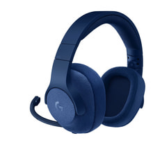 Logitech G433 Casque gaming filaire 7.1 surround bleu