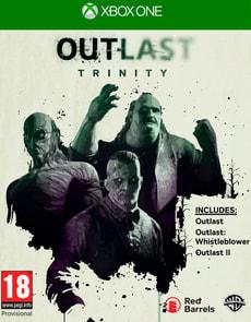 Xbox One - Outlast Trinity
