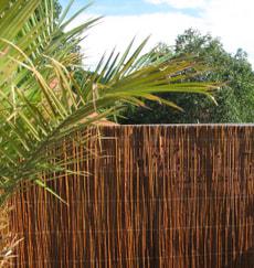 Natte en saule Provence 300 x 150 cm