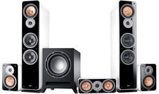 Ultima 40 Surround 5.1 Set - Blanc
