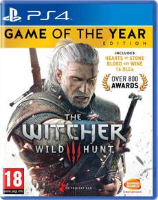 PS4 - The Witcher 3: Wild Hunt GOTY