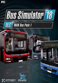 PC - Bus Simulator 18 MAN Bus Pack