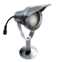EASY CONNECT LED Projecteur aluminium brossé, 6,5 W