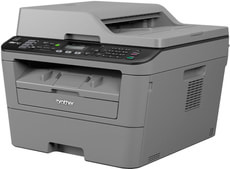 MFC-L2700DW inkl. Brother QL-500 Etikettendrucker*