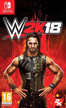 NSW - WWE 2K18 D
