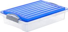 Stapelbox Compact A4 nieder