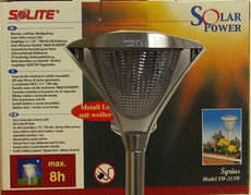 LAMPE SOLAIRE CANNES