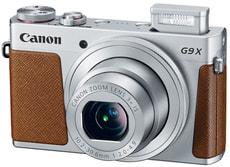 PowerShot G9x Kompaktkamera, Inkl. Tasche und 16 GB-Speicherkarte