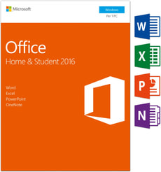 Office Home & Student 2016 PC I