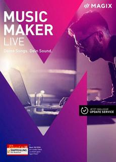 PC Music Maker Live