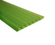 Eléments en PVC à double paroi