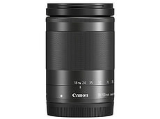 EF-M 18-150mm 3.5-6.3 IS STM Silver