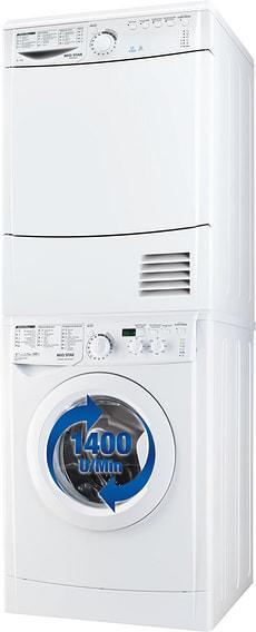 Combinazione lavatrice-asciugatrice BAK 7