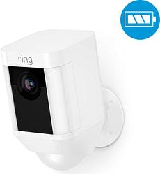 Ring Spotlight Cam (Accu) blanc