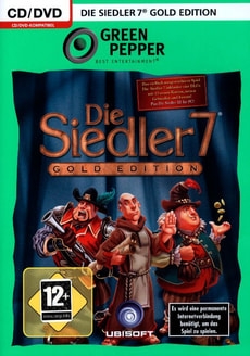 PC - Green Pepper: Siedler 7 - Gold Edition