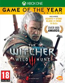 Xbox One - The Witcher 3: Wild Hunt GOTY
