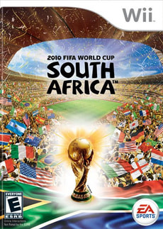 Wii inkl. FIFA World Cup South Africa