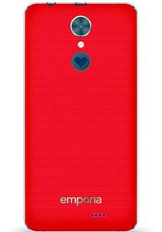 Set accessoire rouge