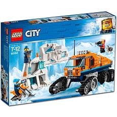 W18 LEGO CITY 60194 ARKTIS-ERKUNDUNGSTRU
