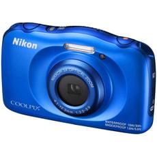 Coolpix W100 blau