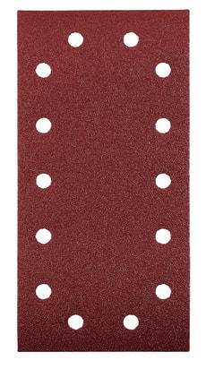 Schleifstreifen, Edelkorund, 115 x 230 mm, K40